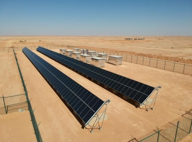 The world's first autonomous gas wells powered by 100% renewable energy image